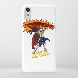 Lemillion iPhone Case