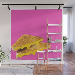 Grilled Cheese Wall Mural