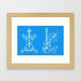 Music - 1 Framed Art Print