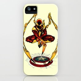 Iron Spider iPhone Case
