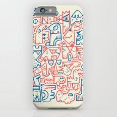 Tribal Animals Slim Case iPhone 6s