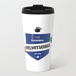 Rugby World Cup 2015 — Namibia Rugby Union side (Welwitschias) Metal Travel Mug