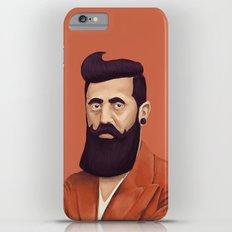 The Israeli Hipster leaders - Binyamin Ze'ev Herzl iPhone 6 Plus Slim Case