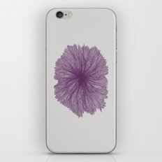 Jellyfish Flower A iPhone & iPod Skin