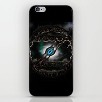 """dragonball z iPhone & iPod Skins featuring """"Z"""" by Danbot"""