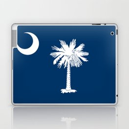 State flag of South Carolina - Authentic version Laptop & iPad Skin