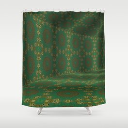 Iconic Hollows 17 Shower Curtain