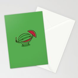 A Happy Slice of Life Stationery Cards