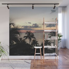 Sunset in the Florida Keys Wall Mural