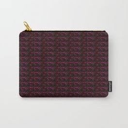 Black Hen in the night Carry-All Pouch