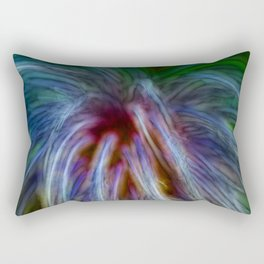 firework Rectangular Pillow