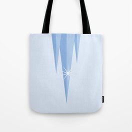 #61 Icicle Tote Bag
