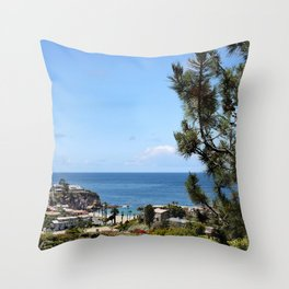 California USA Emerald Bay State Park Sea Spruce Nature Parks landscape photography park Scenery Throw Pillow