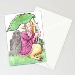 Faun Pin up : April Rain Stationery Cards