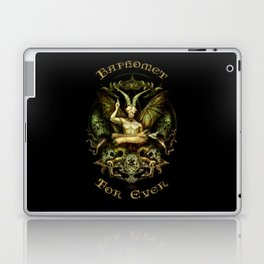 Baphomet Laptop & iPad Skin