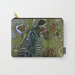 Damsel Fly Carry-All Pouch