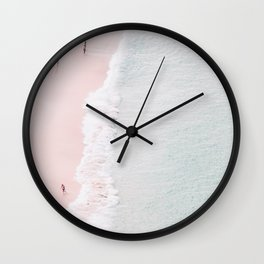 Sands of Silk Wall Clock