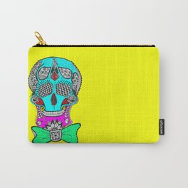Skeletone (Y) by Anjuri Carry-All Pouch