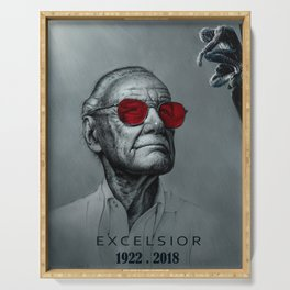 Excelsior - Stan Serving Tray