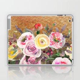 Flowers bouquet #43 Laptop & iPad Skin