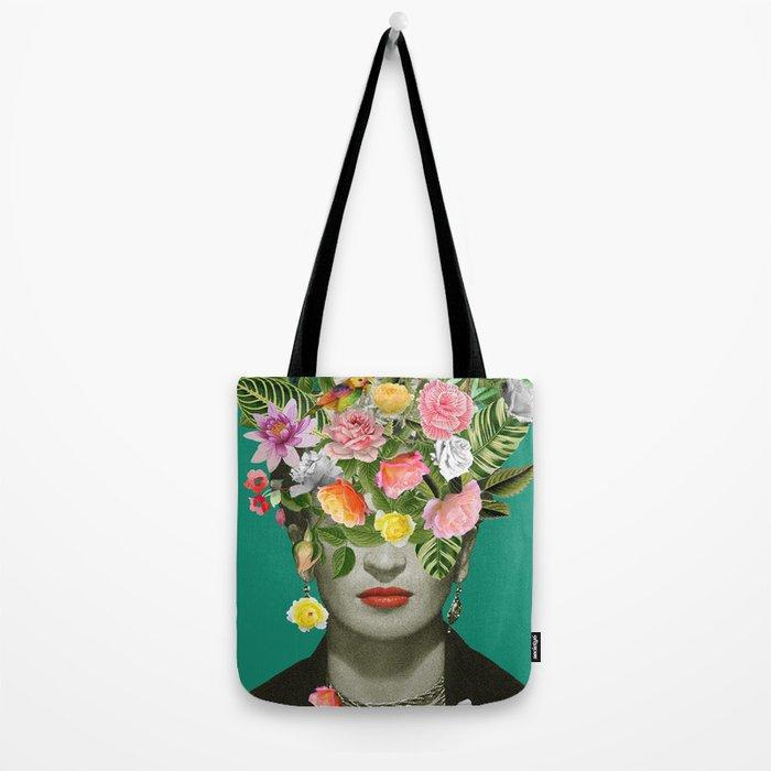 Frida Floral Umhängetasche