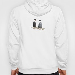 Two Suspects Collage Hoody