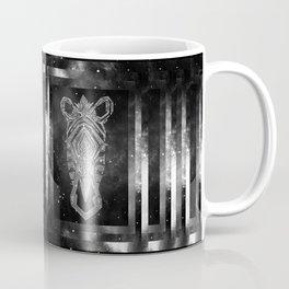 Galaxy Zebra Coffee Mug