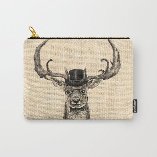 Mr Deer Carry-All Pouch