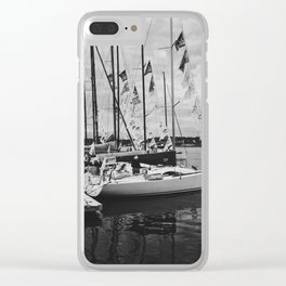 Waterfront Clear iPhone Case
