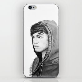 Calum iPhone Skin