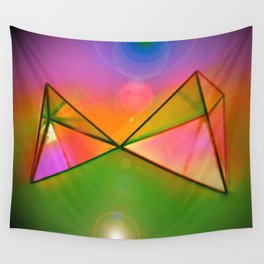 Prismatic II Wall Tapestry