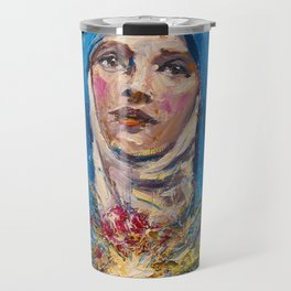 Ecstasy VII. The Annunciation Travel Mug