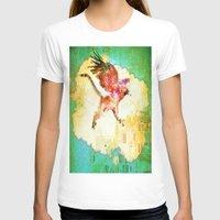 mythology T-shirts featuring Gryphon mythology by Ganech joe