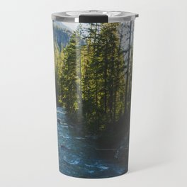 Morning at Agnes Creek - Pacific Crest Trail, Washington Travel Mug