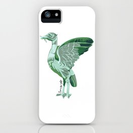 Liverpool Liverbird iPhone Case