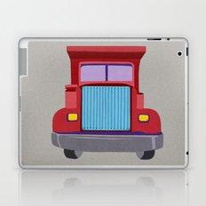 red truck Laptop & iPad Skin