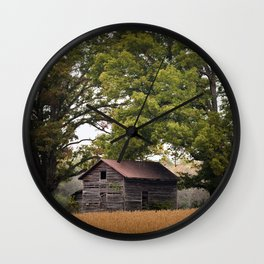 Aging Together 3 Wall Clock