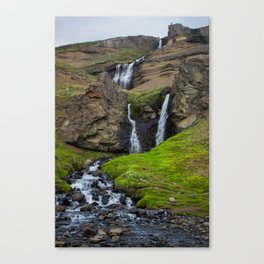 Foss Two Canvas Print