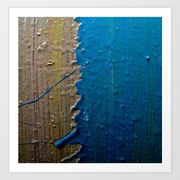 fleetwood mac Art Prints featuring mac by n8 bucher