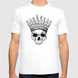 Heavy lies the crown T-shirt