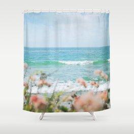 Seablush Shower Curtain
