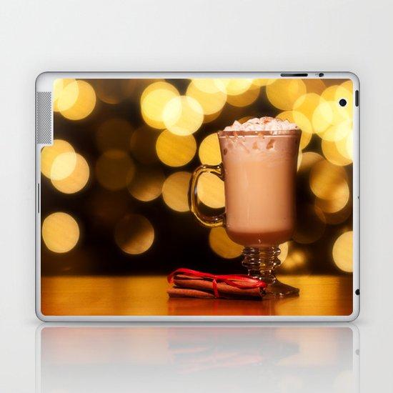 Holiday Eggnog Laptop & iPad Skin