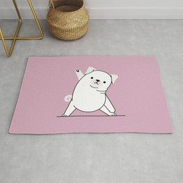 Yoga Dog Rug