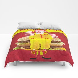 Mc Donald Trump Comforters