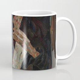 Egon Schiele - The Lyricist Coffee Mug