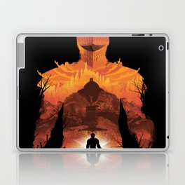 Time to Praise the Sun Laptop & iPad Skin