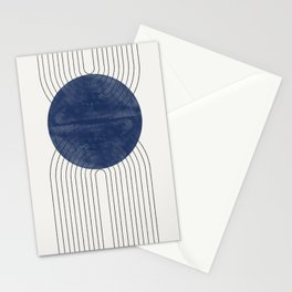 Blue Perfect Balance Stationery Cards