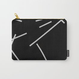 Diagonals II Carry-All Pouch