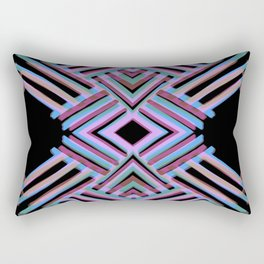 Glitch Rectangular Pillow