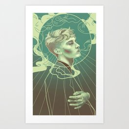 Noah Czerny Art Print
